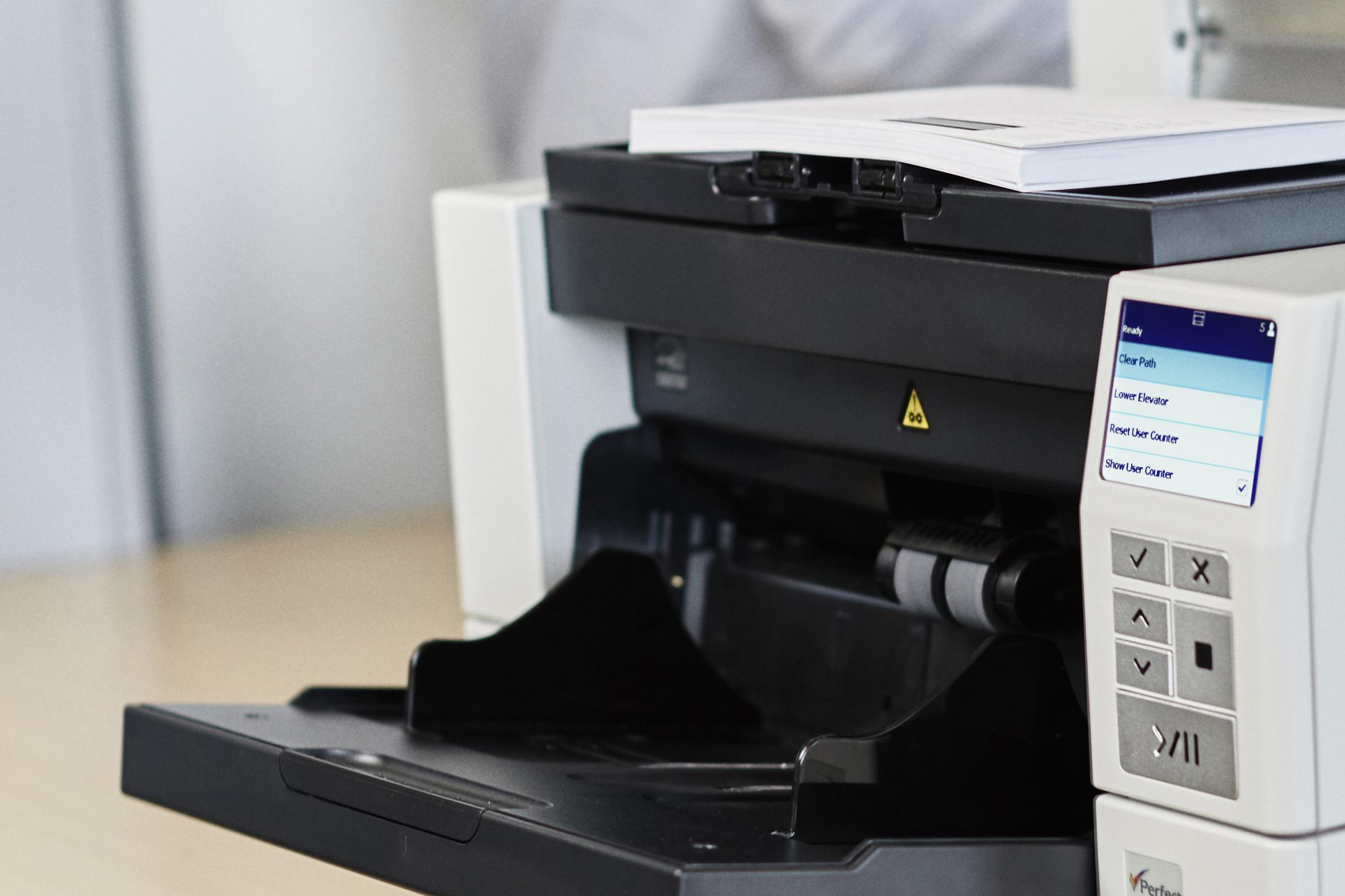 Skaner Kodak Alaris i4850
